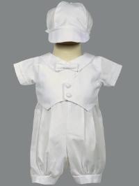 """Tyler"" Baptismal Garment"