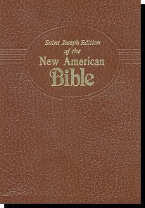 St. Joseph Edition New American Bible Rev. Ed.