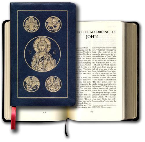 Bible Rsv Nt Psalms Pocket Size Ignatius Catholic New