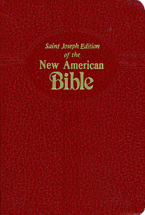 St. Joseph Edition New American Bible Rev. Ed. (Red Cover)
