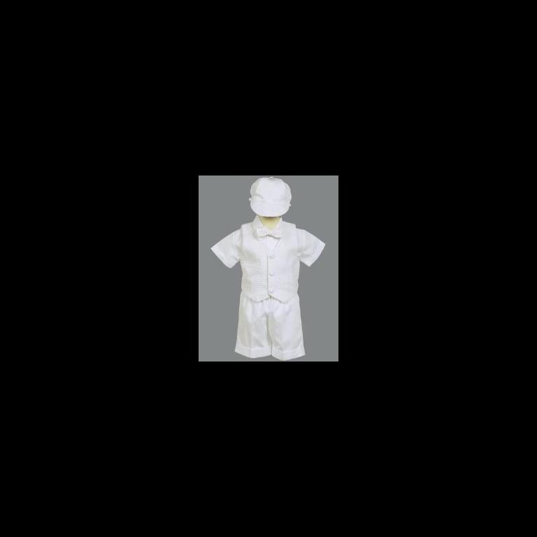 """Dexter"" Baptismal Garment by Lito"