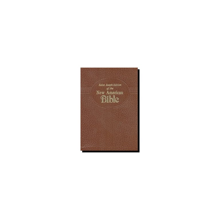 St. Joseph Edition New American Bible Rev. Ed.